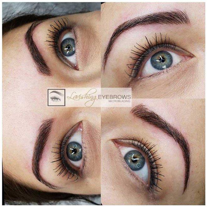 Eyebrows Microblading in Hemet Temecula Murrieta CA